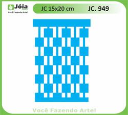 stencil JC 949