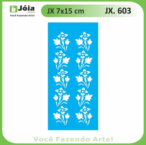 Stencil JX 603