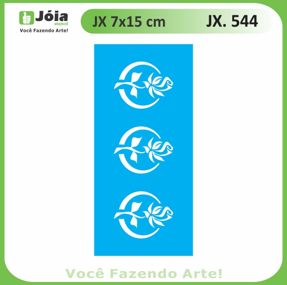 Stencil JX 544