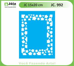 stencil JC 992