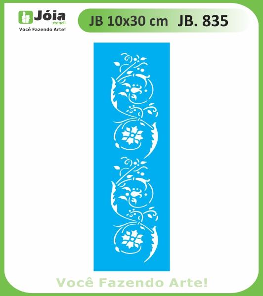 Stencil JB 835