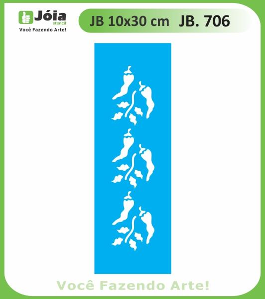 Stencil JB 706