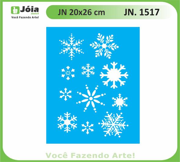 Stencil JN 1517