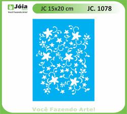 stencil JC 1078