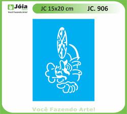 stencil JC 906