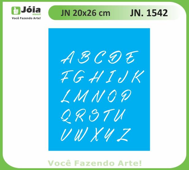 Stencil JN 1542