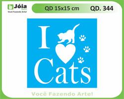 stencil QD 344