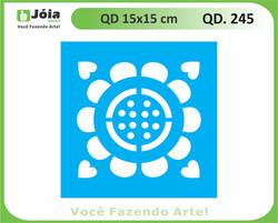 stencil QD 245