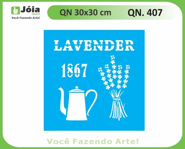 Stencil QN 407