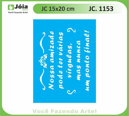stencil JC 1153