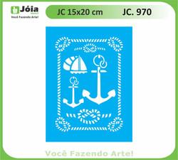 stencil JC 970