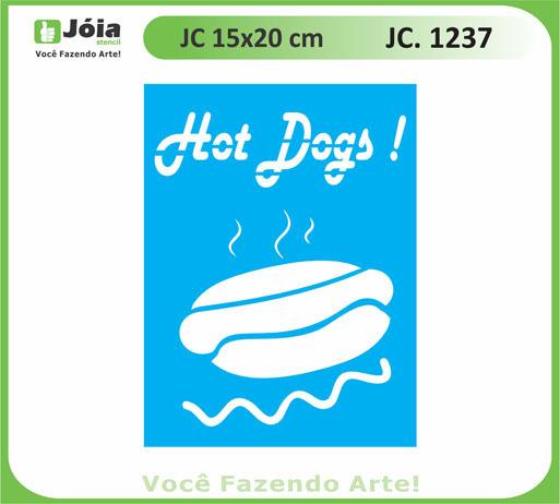 stencil JC 1237