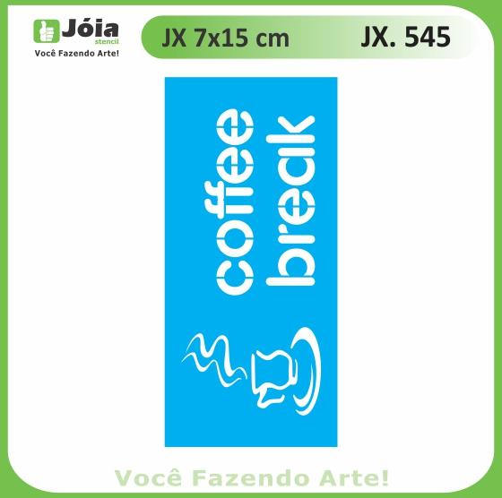Stencil JX 545