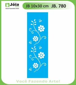 Stencil JB 780