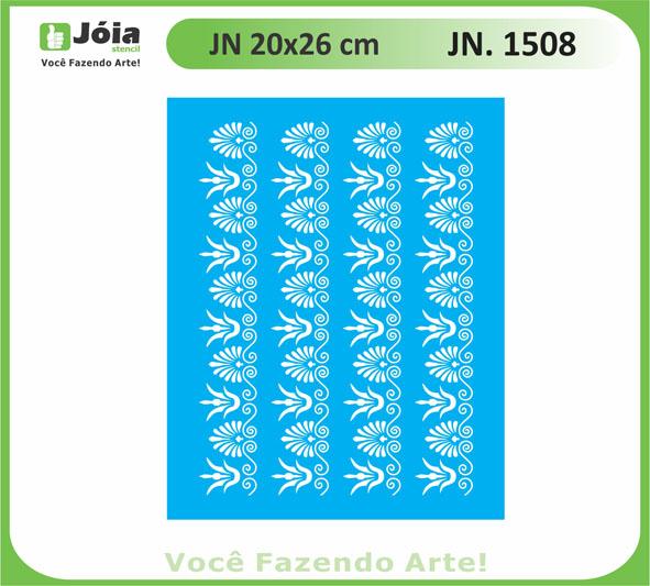 Stencil JN 1508