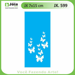 Stencil JX 599