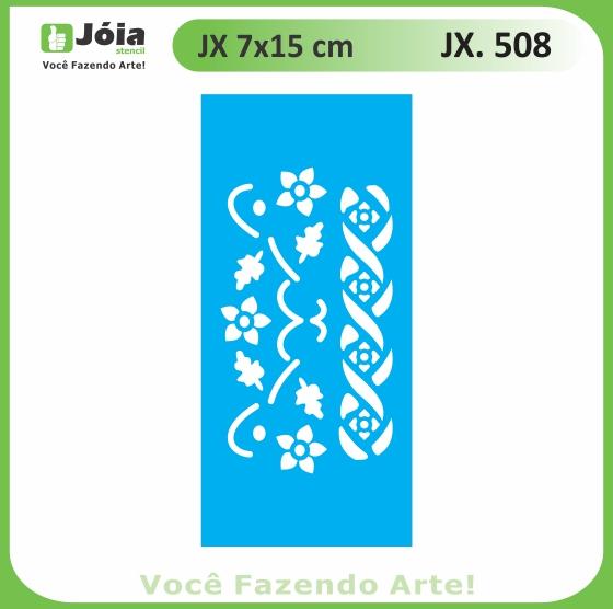 Stencil JX 508