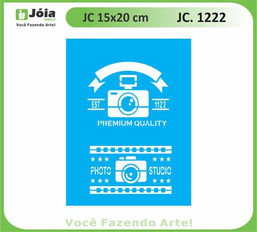 stencil JC 1222