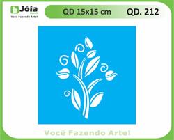 stencil QD 212