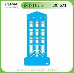 Stencil JX 571