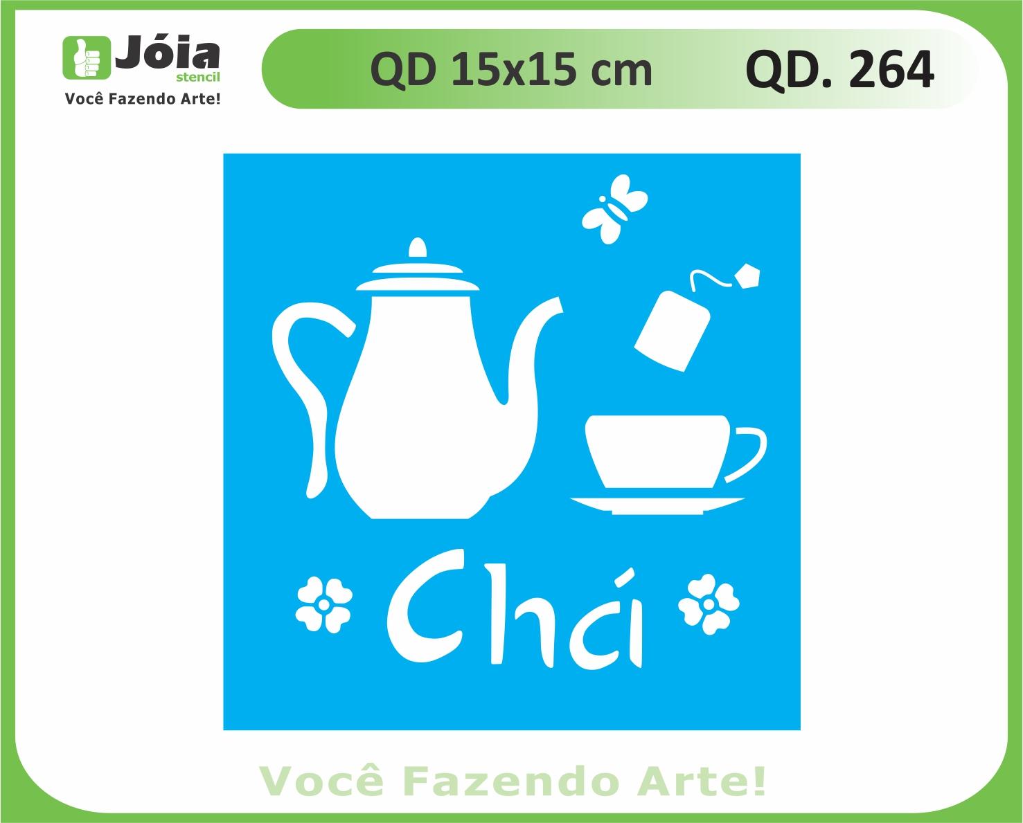 stencil QD 264
