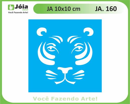 stencil JA 160
