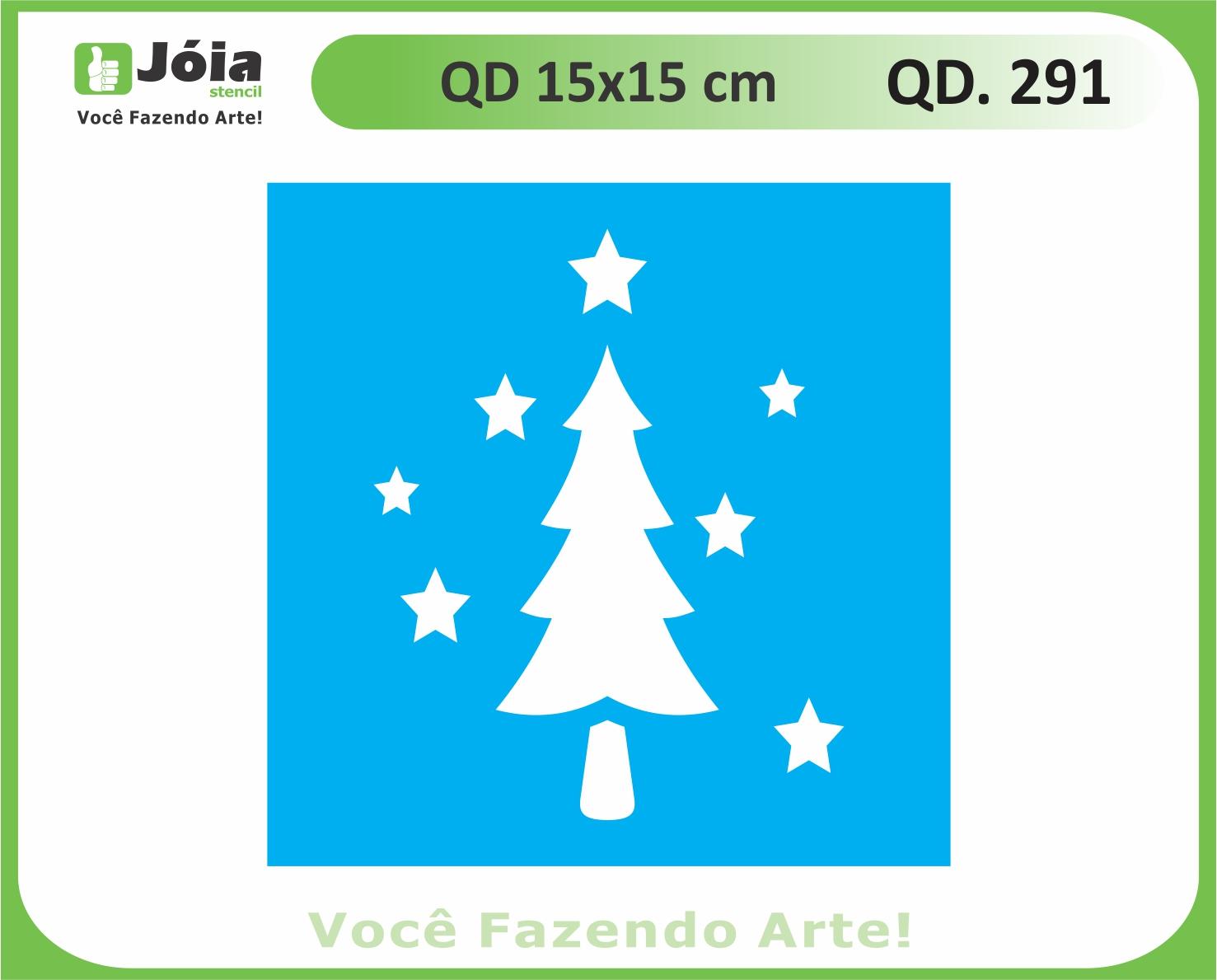 stencil QD 291