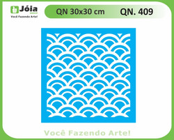 Stencil QN 409