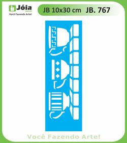 Stencil JB 767