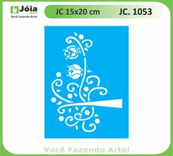 stencil JC 1053