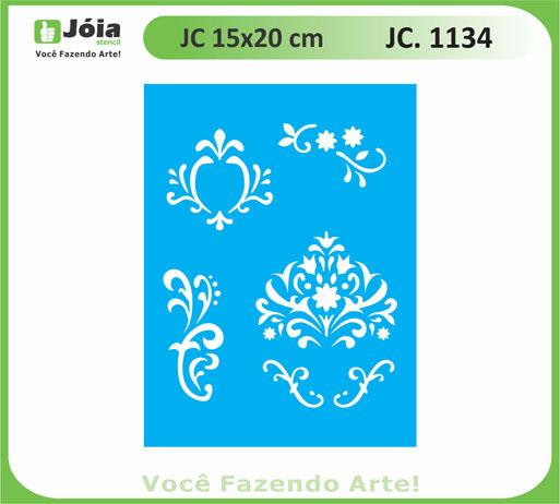 stencil JC 1134