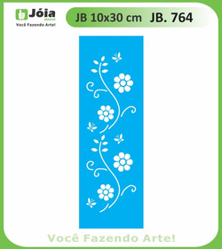 Stencil JB 764