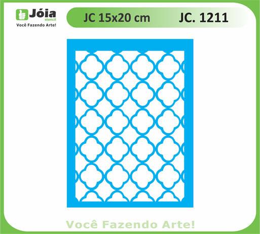 stencil JC 1211