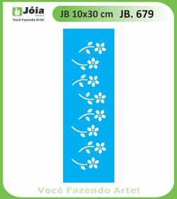 Stencil JB 679