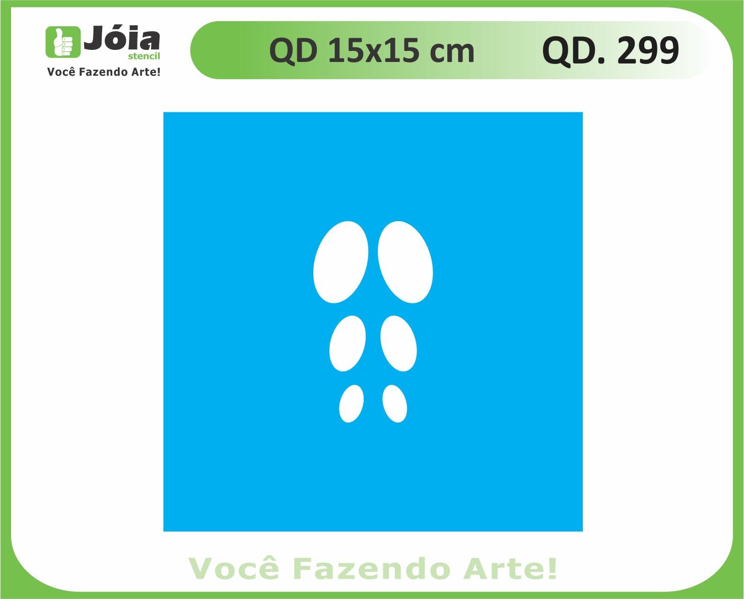 stencil QD 299