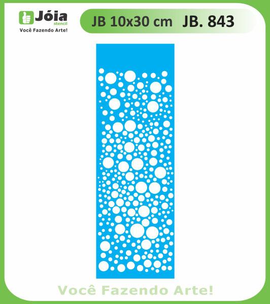 Stencil JB 843
