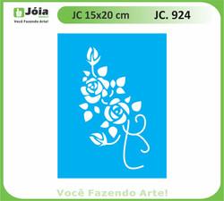 stencil JC 924