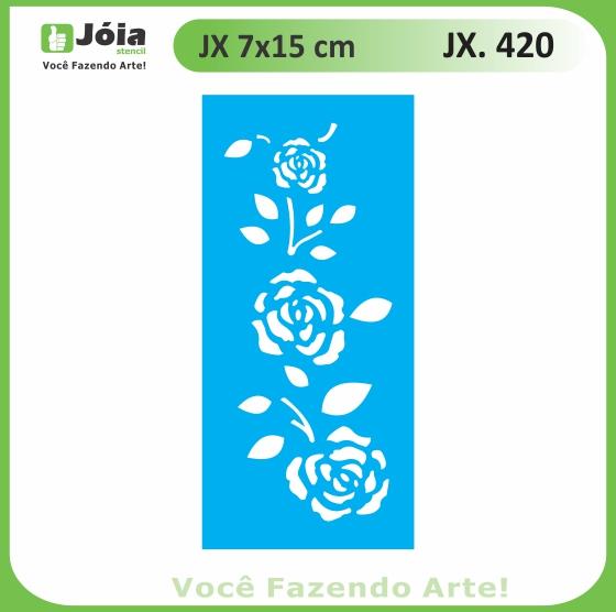 Stencil JX 420