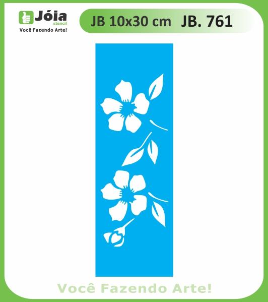 Stencil JB 761
