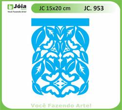 stencil JC 953