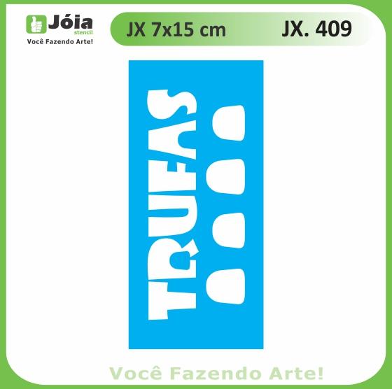 Stencil JX 409