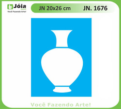Stencil JN 1676