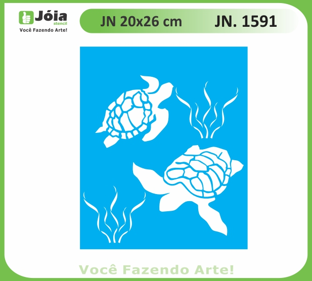 Stencil JN 1591