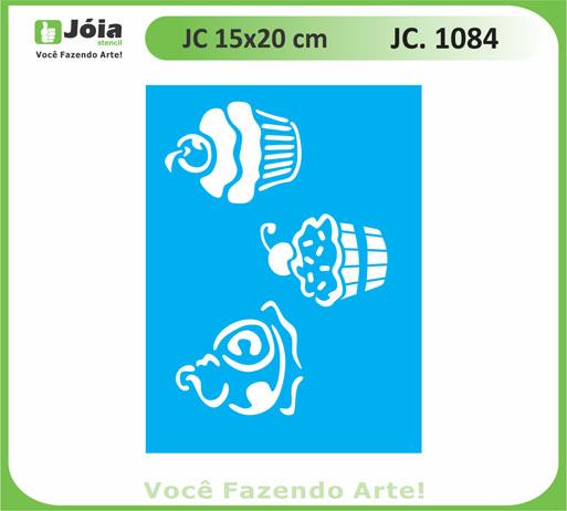 stencil JC 1084