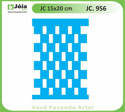 stencil JC 956