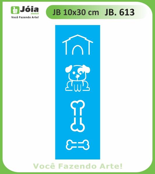 Stencil JB 613