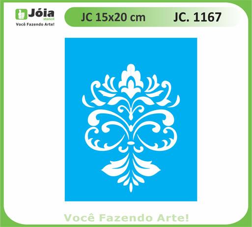 stencil JC 1167