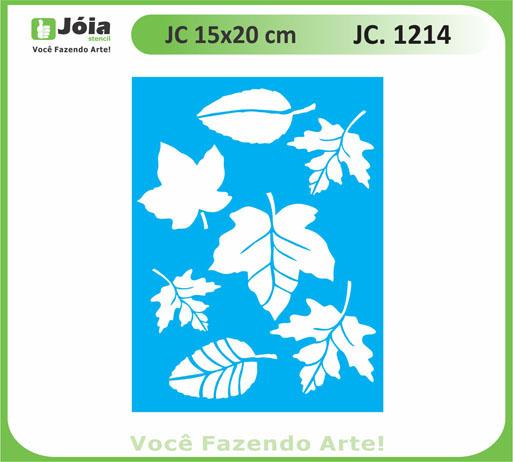 stencil JC 1214