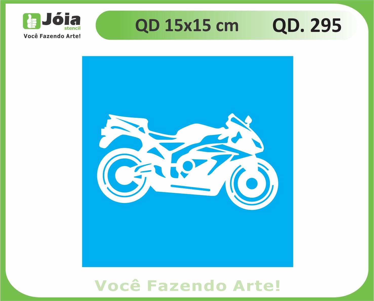 stencil QD 295