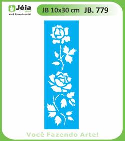 Stencil JB 779